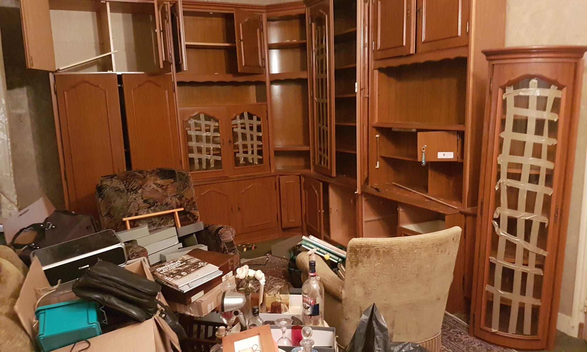 dbarrasser appartement cheap appartement aprs dbarras with dbarrasser appartement excellent se. Black Bedroom Furniture Sets. Home Design Ideas