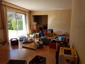 débarras appartement Boulogne Billancourt
