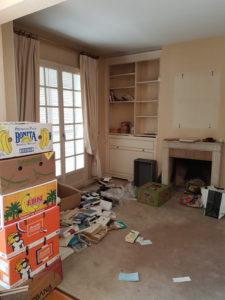 Débarras maison Boulogne Billancourt