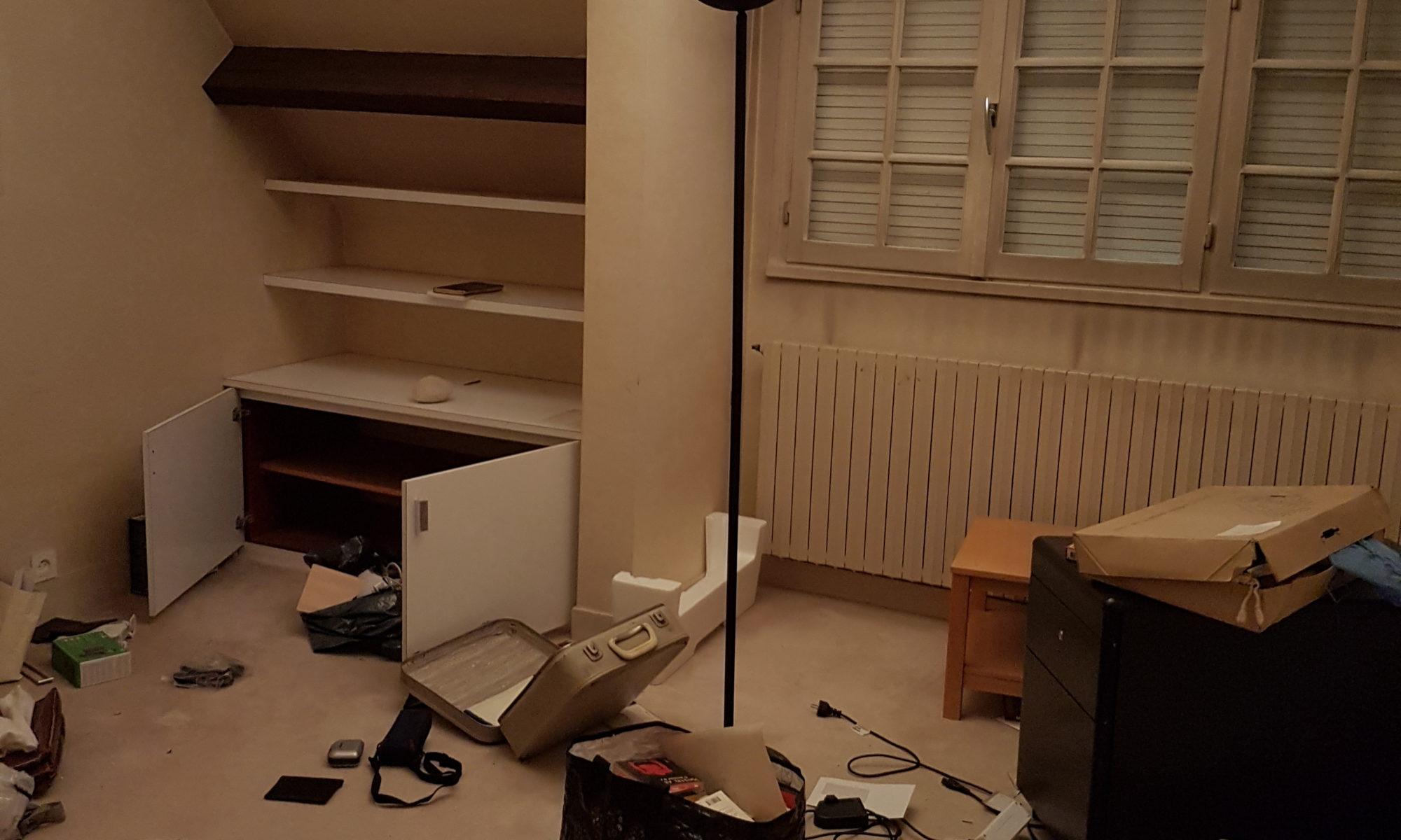 débarras appartement Sèvres 92